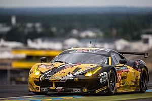 European Le Mans 突发新闻 邓禄普发布新GTE赛车轮胎