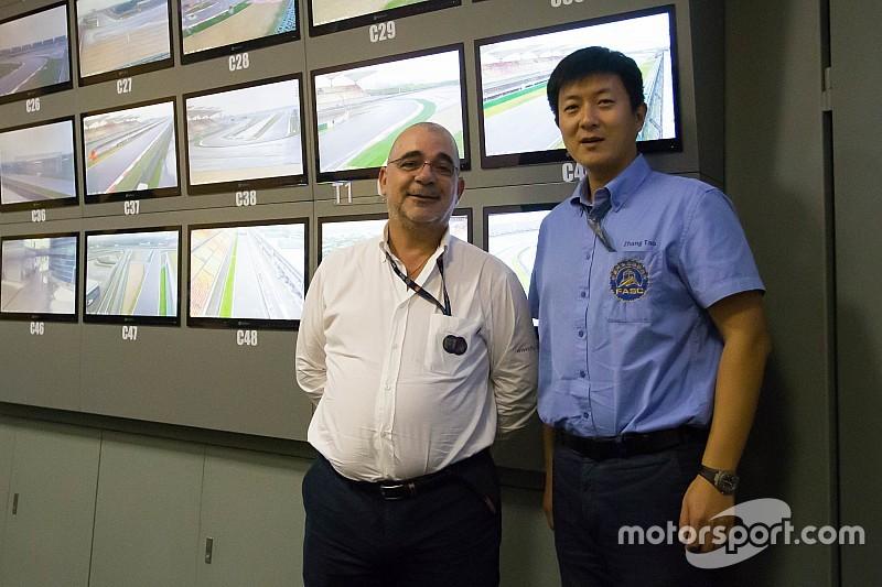 爱德华多·弗里塔斯:中国赛车正在茁壮成长