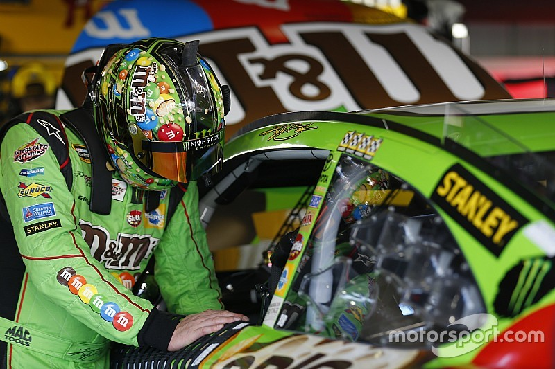 2c78f716ace Kyle Busch s M Ms sponsorship extended for several more years