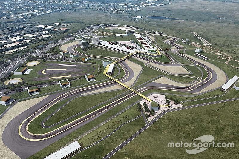 Goedkeuring voor 450 miljoen kostende Circuit van Wales