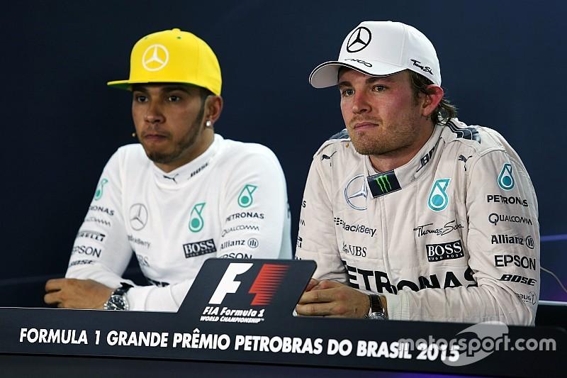 Coulthard: Mercedes debería dar libertad de estrategias a sus pilotos