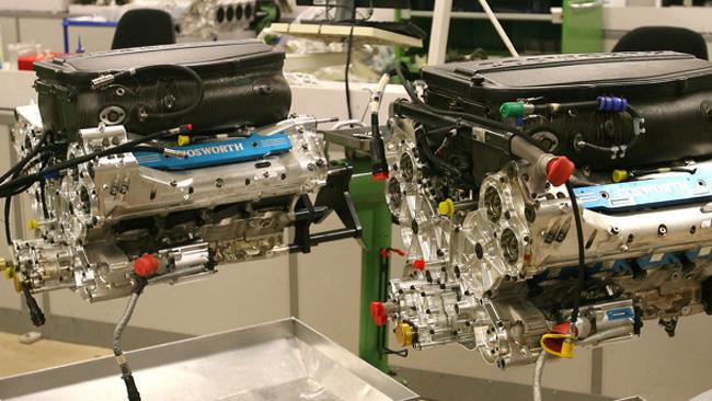 Cosworth rinuncia al bando FIA del motore standard