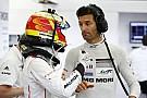 Webber Champion du Monde -