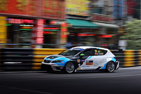 TCR-Finale in Macau: Rob Huff siegt, Stefano Comini wird Meister