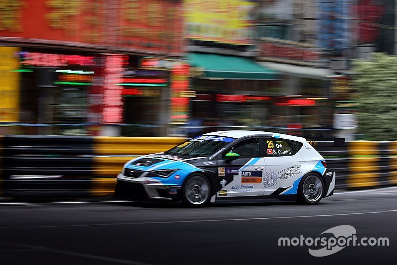 TCR-Finale in Macau: Rob Huff siegt, Stefano Comini wird Meister
