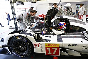 "WEC Breaking news Montoya: Porsche LMP1 is so good ""it's shocking"""