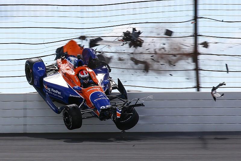 IndyCar realizará cambios en seguridad en 2016
