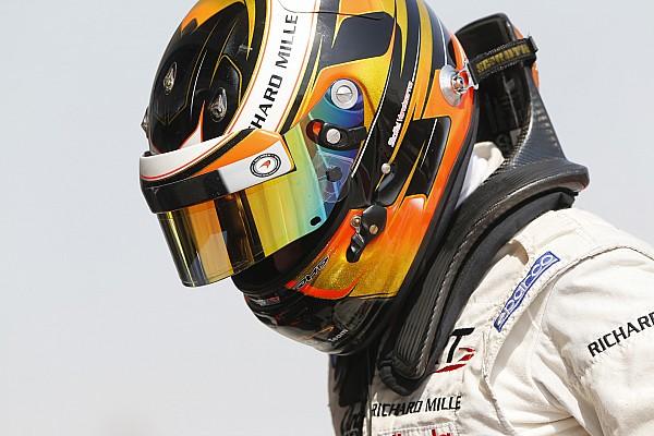 Вандорну помешали проблемы с мотором на тестах Суперформулы
