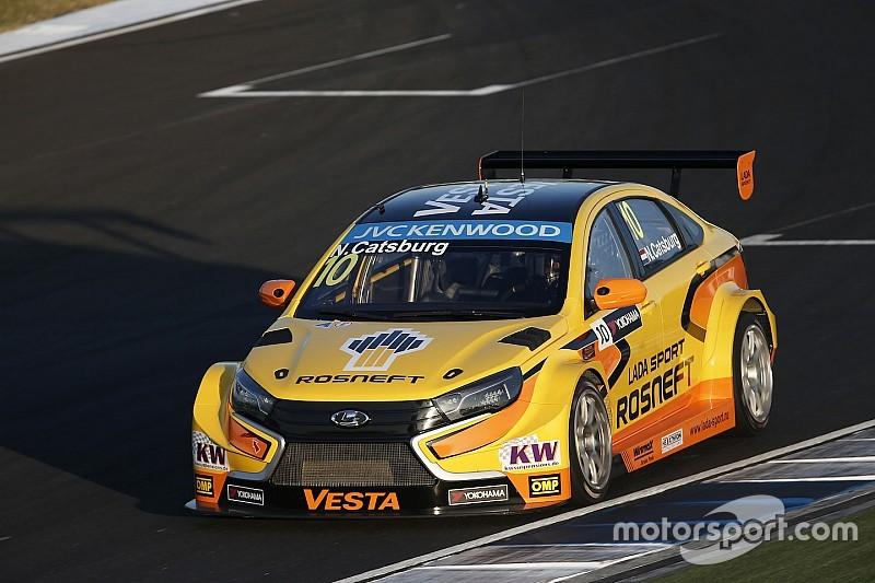 """Catsburg klaar voor WTCC Qatar: """"Racen in het donker voegt extra dimensie toe"""""""
