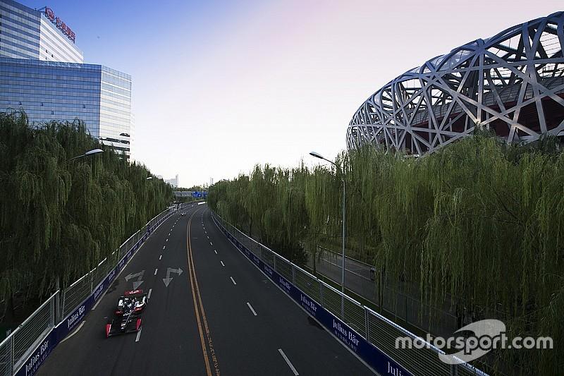 Elektrische coureurloze raceklasse als bijprogramma Formule E