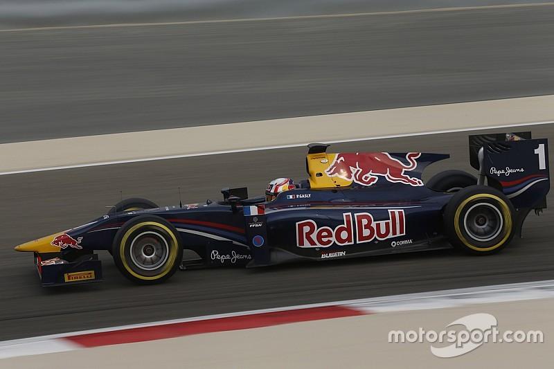 Gasly verslaat Vandoorne in GP2-kwalificatie Abu Dhabi