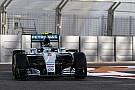 Rosberg se mantiene delante de Hamilton en la práctica 3