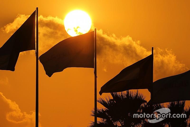 Гран При Абу-Даби: предварительная стартовая решётка
