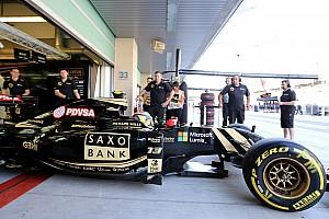 Formula 1 Breaking news Ecclestone: Lotus won't survive if Renault deal flops