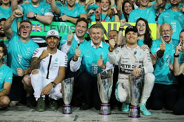 GP Abu Dhabi: Historisches Wochenende für Mercedes