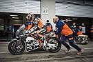 KTM провела первые полноценные тесты мотоцикла для MotoGP