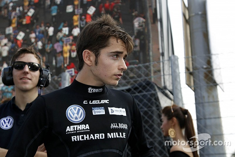 Leclerc set to join Haas as development driver