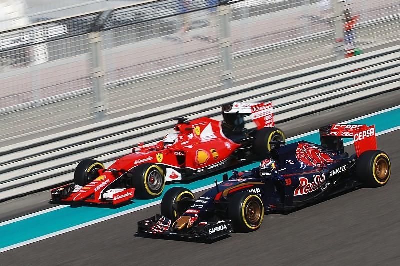 FIA同意法拉利向红牛二队提供2015引擎