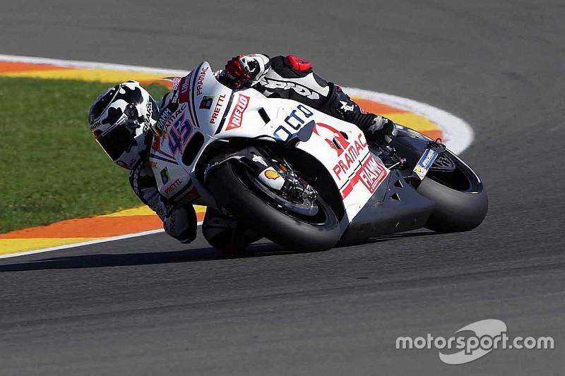 Ducati veut aider Scott Redding à prouver son talent