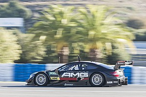 DTM Testing report Successful test week: Mercedes-AMG enters six drivers for Young Driver Test at Jerez