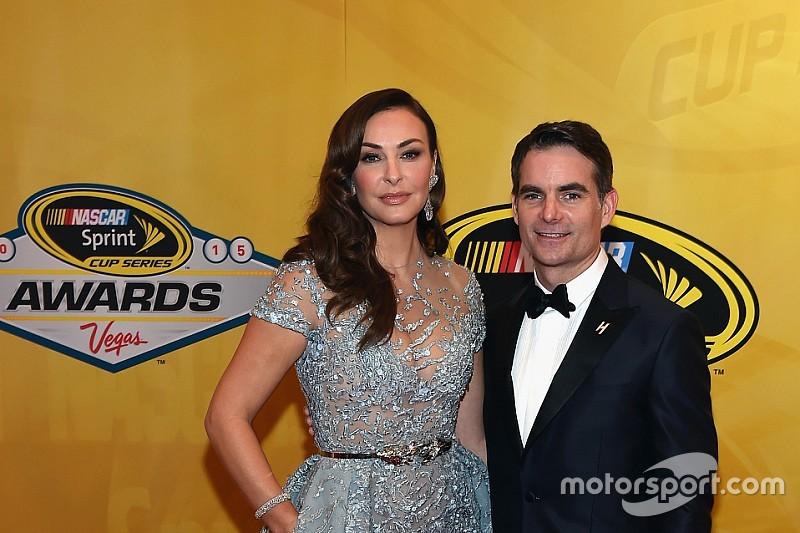 NASCAR y Tom Cruise rinden  homenaje a Jeff Gordon