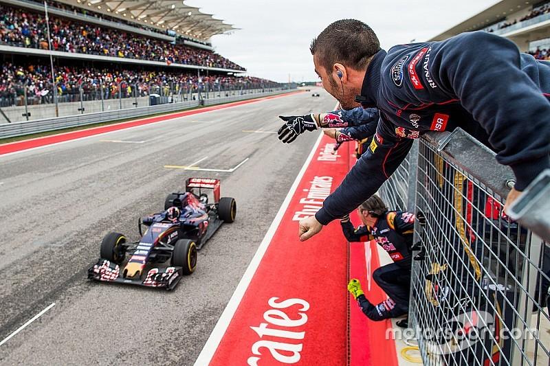 Toro Rosso: '2015 beste seizoen uit onze historie'