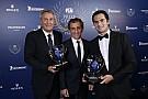 Piquet jr. e la e.dams Renault premiati a Parigi