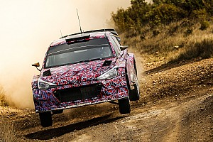 WRC 突发新闻 现代发布2016款i20 WRC赛车倒计时