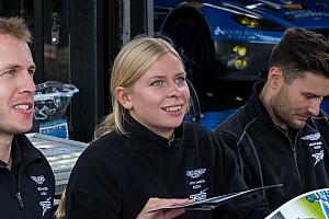 24 heures du Mans Actualités Christina Nielsen fera ses débuts au Mans en 2016