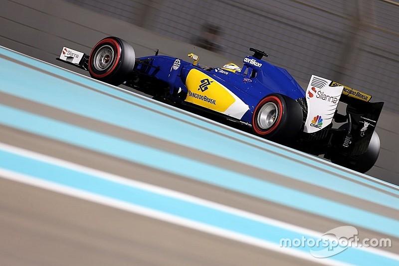 """Nasr y Ericsson coinciden en que Sauber """"necesita más downforce"""""""