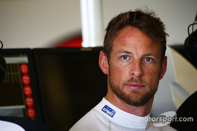 Button considered quitting F1 after 2015