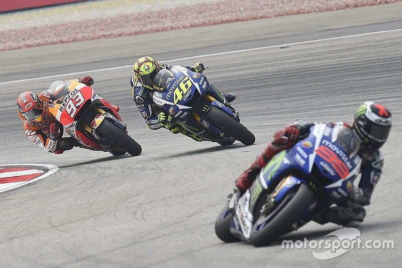 Para Lorenzo, Valentino criou sozinho briga com Marquez