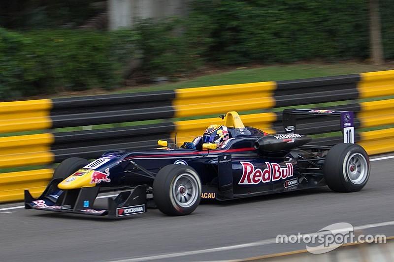 Red Bull recrute trois nouveaux pilotes dans son Junior Team