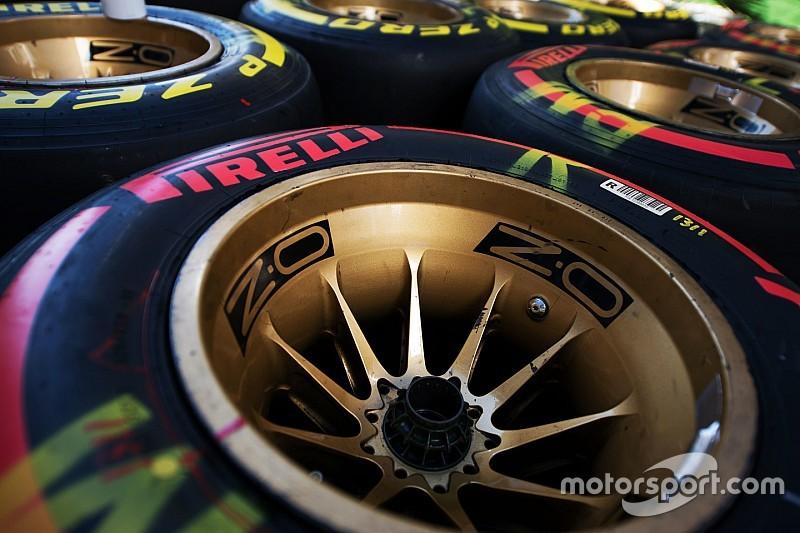 Pirelli anuncia escolha de pneus para GP da Austrália 2016