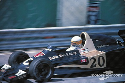 The story of Formula 1's first winning Wolf