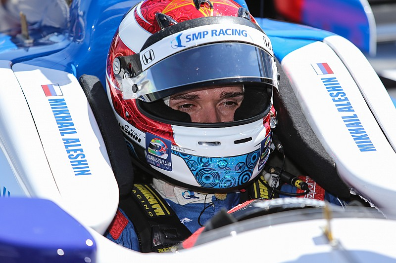 Aleshin - Les cockpits fermés? Une question de temps