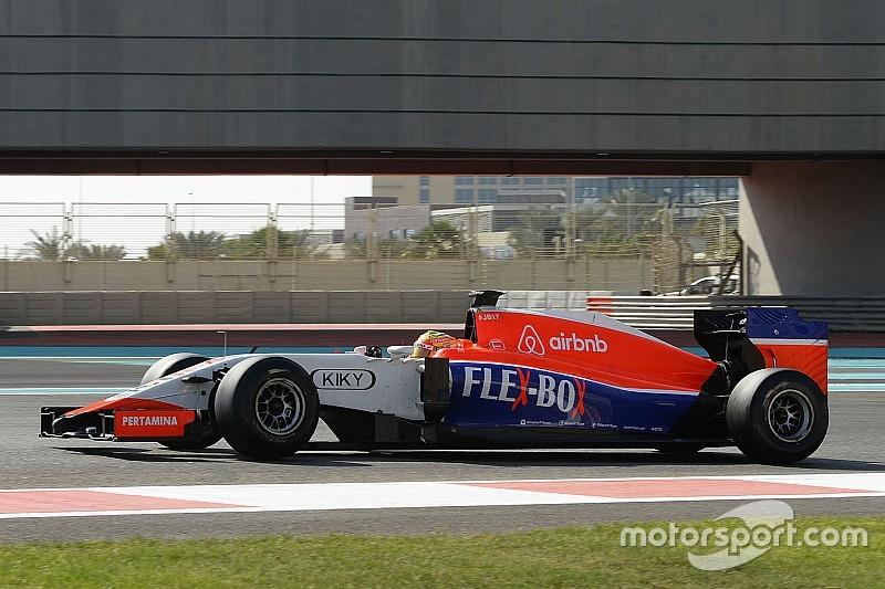 Haryanto tiene posibilidad de llegar a Manor F1