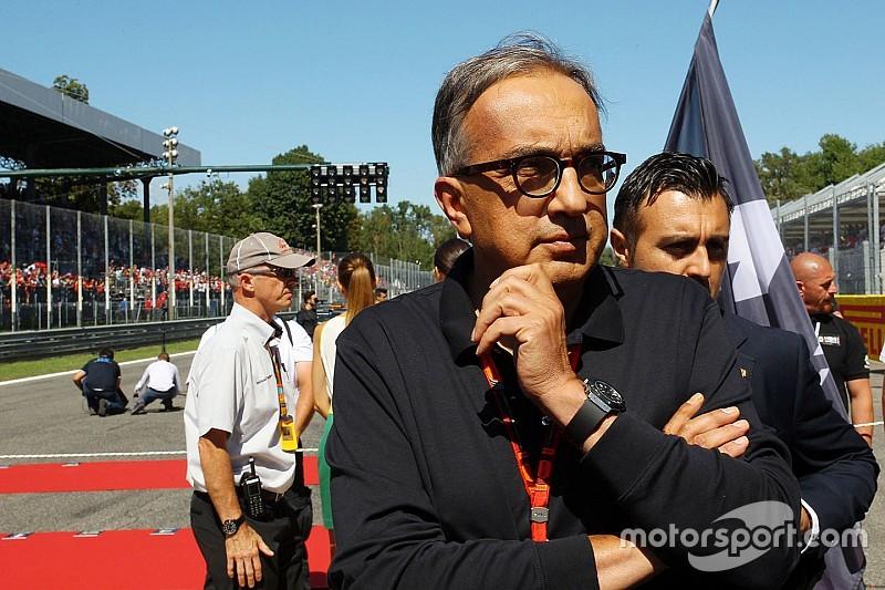 Ferrari-Präsident Sergio Marchionne: 2016 muss Ferrari gewinnen