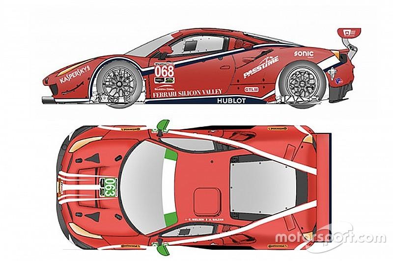 Un programme d'envergure pour Scuderia Corsa en 2016