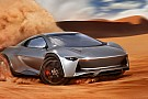 Italiaanse ontwerper wil offroader met V12 van Bugatti maken
