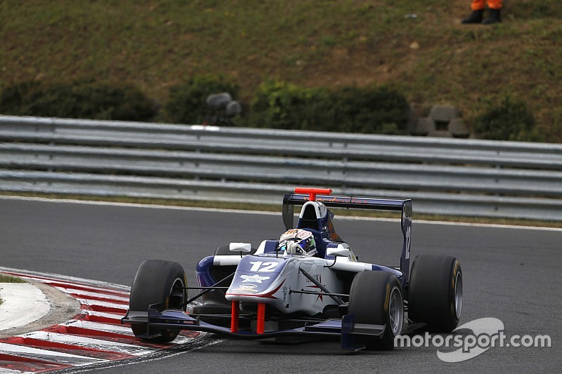 Parry stays with Koiranen for second GP3 campaign