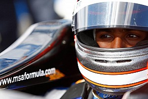 Other open wheel Breaking news Vaidyanathan joins Carlin for 2016 BRDC F4 campaign