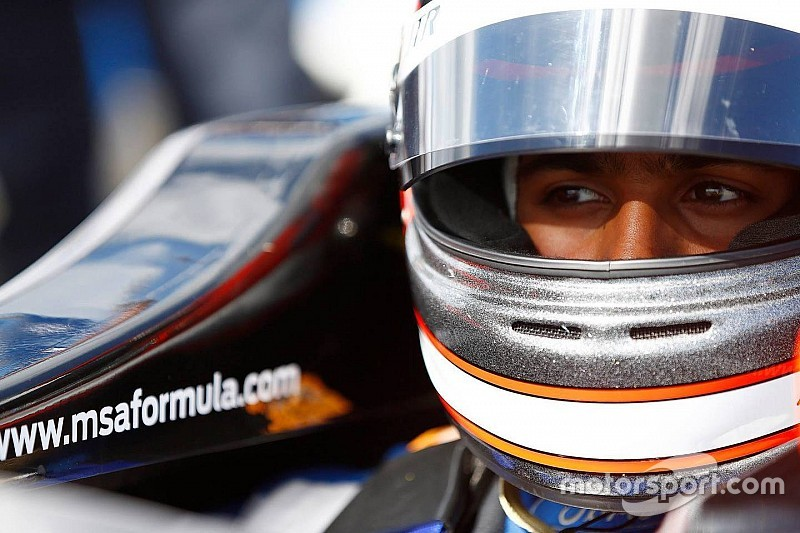 Vaidyanathan joins Carlin for 2016 BRDC F4 campaign