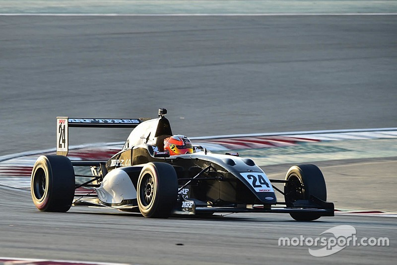 Dubai MRF Challenge: Picariello on pole with a stonking lap