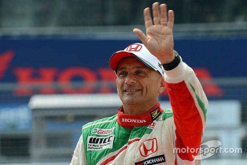 Тарквини покинул команду Honda в WTCC