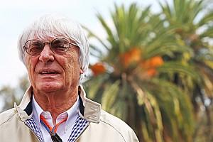 F1 突发新闻 伯尼:不排除强制要求BBC贯彻余下三年合约