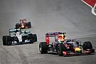 Mercedes vs. Red Bull: Weihnachtsduell in den sozialen Netzwerken