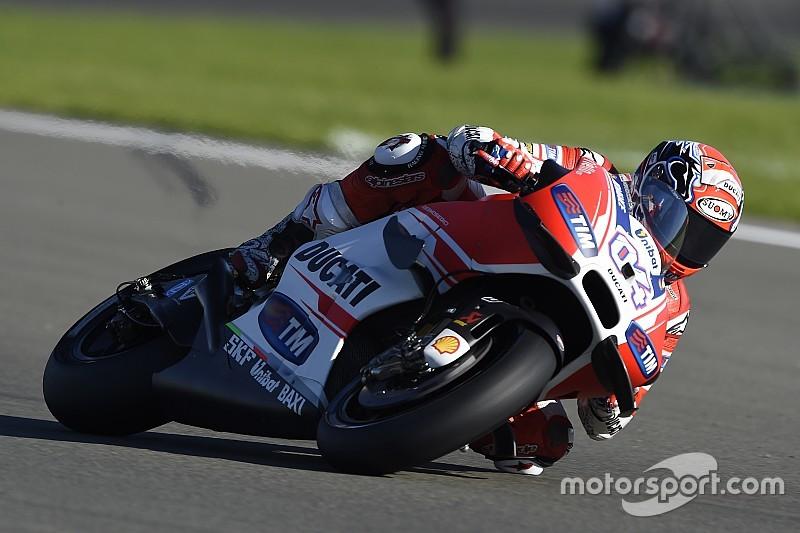 Ducati tiene objetivos de ganar dos carreras en 2016