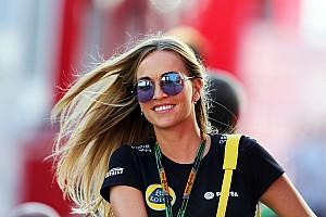 F1 Noticias de última hora Carmen Jordá espera que Renault le permita quedarse