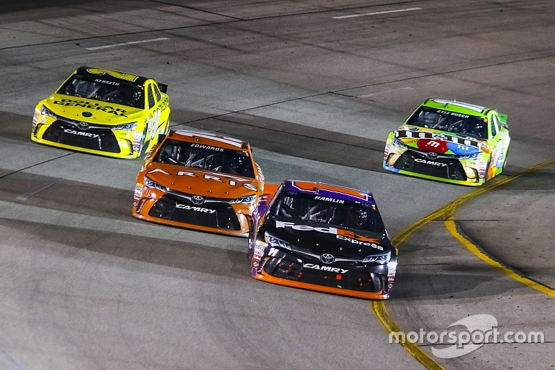 JGR confirms crew chief changes